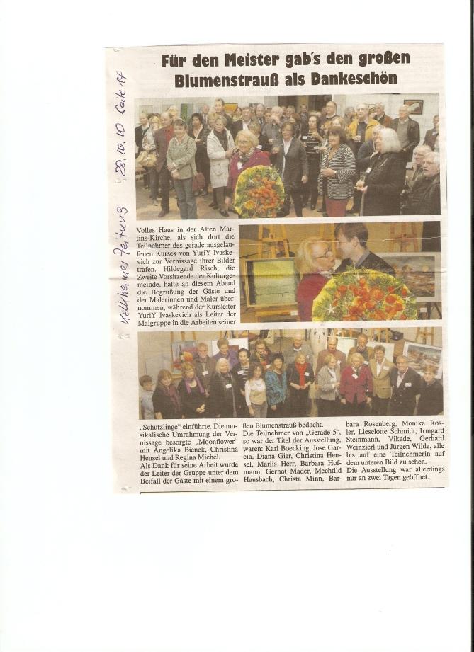 Vernissage-Kelkheimer Zeitung-30-10-2010